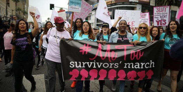 #MeToo Shakes the System
