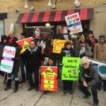 Timmies heats up Fight for 15