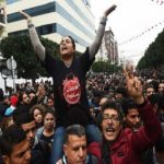 Tunisia: Explosion of protests against government financial measures